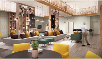 Metz programme immobilier neuve « Oh Activ - Metz »  (4)