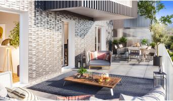 Marseille programme immobilier rénové « 8ème Art » en loi pinel