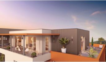 Fréjus programme immobilier neuve « Empreintes Valescure »  (2)