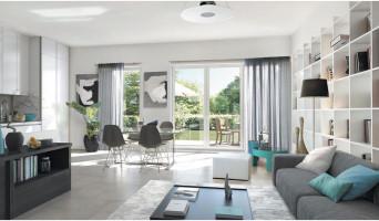 Fréjus programme immobilier neuve « Empreintes Valescure »  (3)