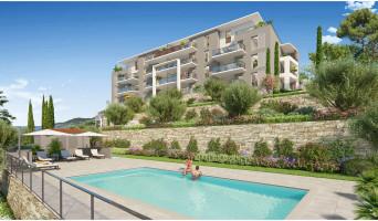 Grasse programme immobilier neuve « Roses Marine »  (2)