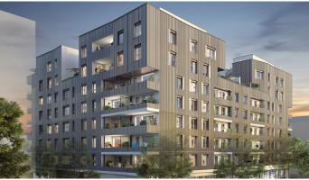 Villeurbanne programme immobilier neuve « Arch »