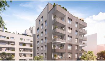 Villeurbanne programme immobilier neuve « Arch »  (2)