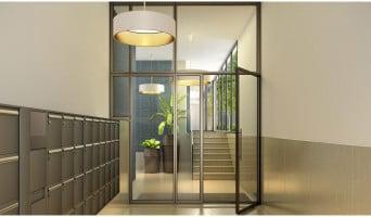 Villeurbanne programme immobilier neuve « Arch »  (3)
