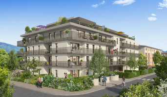 Ambilly programme immobilier neuf « Dolce » en Loi Pinel