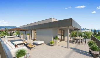 Ambilly programme immobilier neuve « Dolce » en Loi Pinel  (2)