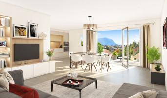 Ambilly programme immobilier neuve « Dolce » en Loi Pinel  (3)