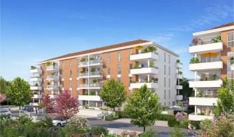 Avignon programme immobilier neuve « Les Terrasses de Provence »