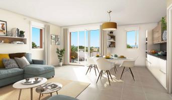 Avignon programme immobilier neuve « Les Terrasses de Provence »  (2)