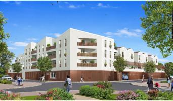 Fenouillet programme immobilier neuve « Esprit Matisse »