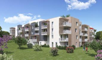 Fréjus programme immobilier rénové « Domaine Verdania » en loi pinel