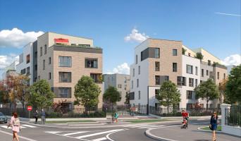 Combs-la-Ville programme immobilier neuve « Osmose »