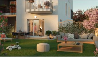 Combs-la-Ville programme immobilier neuve « Osmose »  (2)