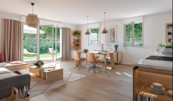 Combs-la-Ville programme immobilier neuve « Osmose »  (3)