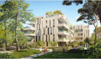 Marseille programme immobilier rénové « ADN Borely » en loi pinel