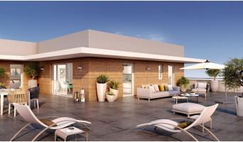 Fréjus programme immobilier neuve « Esterel Grand Parc »