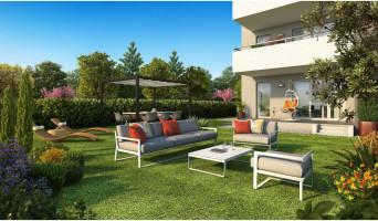 Fréjus programme immobilier neuve « Esterel Grand Parc »  (2)