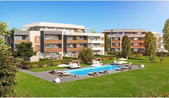 Fréjus programme immobilier neuve « Esterel Grand Parc »  (3)