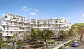 Marseille programme immobilier neuve « Calablue » en Loi Pinel