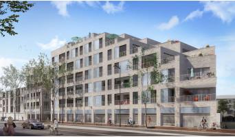 Caluire-et-Cuire programme immobilier rénové « Ekla » en loi pinel