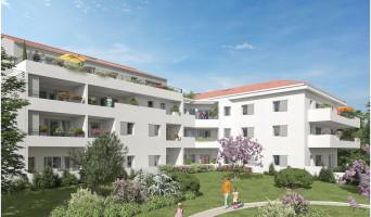Cuges-les-Pins programme immobilier neuve « Horizon Vallons »
