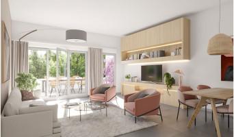 Cuges-les-Pins programme immobilier neuve « Horizon Vallons »  (2)