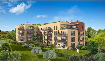 Aix-en-Provence programme immobilier neuve « Néo aIX »