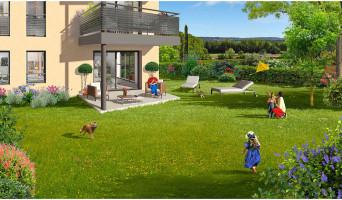 Aix-en-Provence programme immobilier neuve « Néo aIX »  (2)