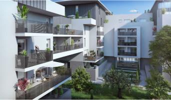 Nîmes programme immobilier neuve « Carré Palascio »  (2)