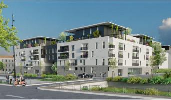 Nîmes programme immobilier neuve « Carré Palascio »  (4)