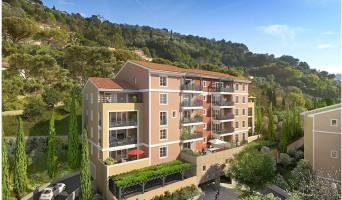 Menton programme immobilier neuve « Aroma »