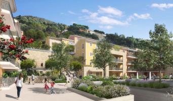 Menton programme immobilier neuve « Aroma »  (2)