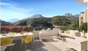 Menton programme immobilier neuve « Aroma »  (3)