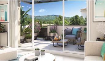 Gardanne programme immobilier neuve « Harmonie Provence »  (3)