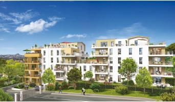 Aubagne programme immobilier neuve « Regards »