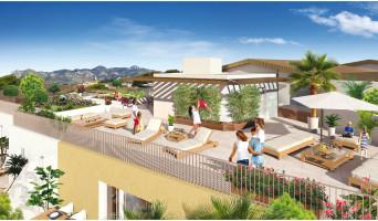Aubagne programme immobilier neuve « Regards »  (2)