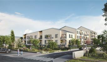 Taverny programme immobilier neuve « MELIA » en Loi Pinel  (3)
