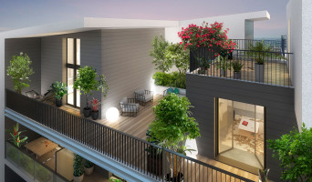 Toulouse programme immobilier neuve « Skyview »  (3)