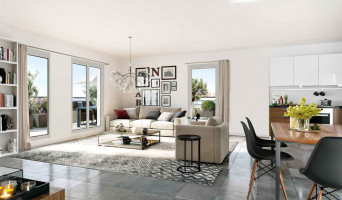 Toulouse programme immobilier neuve « Skyview »  (5)