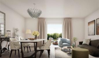 Jouars-Pontchartrain programme immobilier neuve « Château de Pontchartrain »