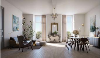 Jouars-Pontchartrain programme immobilier neuve « Château de Pontchartrain »  (2)