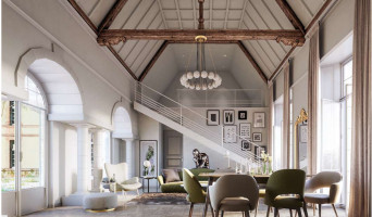 Jouars-Pontchartrain programme immobilier neuve « Château de Pontchartrain »  (3)