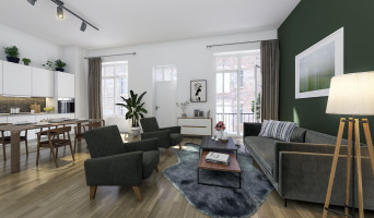 Lille programme immobilier à rénover « Les Penitentes » en Loi Malraux  (3)