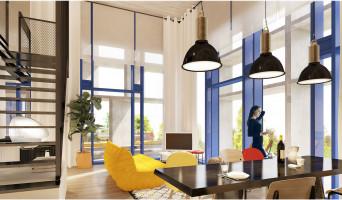 Orléans programme immobilier neuve « Le Siti »