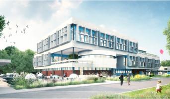 Orléans programme immobilier neuve « Le Siti »  (2)