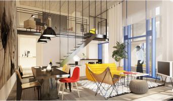 Orléans programme immobilier neuve « Le Siti »  (4)