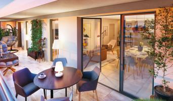 Aix-en-Provence programme immobilier rénové « Excellence Méjanes » en loi pinel