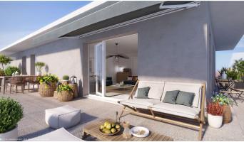 Saint-Laurent-du-Var programme immobilier neuve « Zen It » en Loi Pinel  (2)