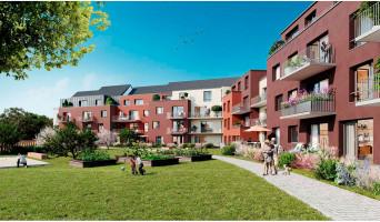 Lys-lez-Lannoy programme immobilier neuve « Le Vert Pré »