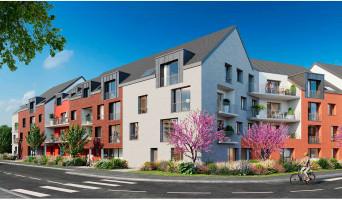 Lys-lez-Lannoy programme immobilier neuve « Le Vert Pré »  (2)